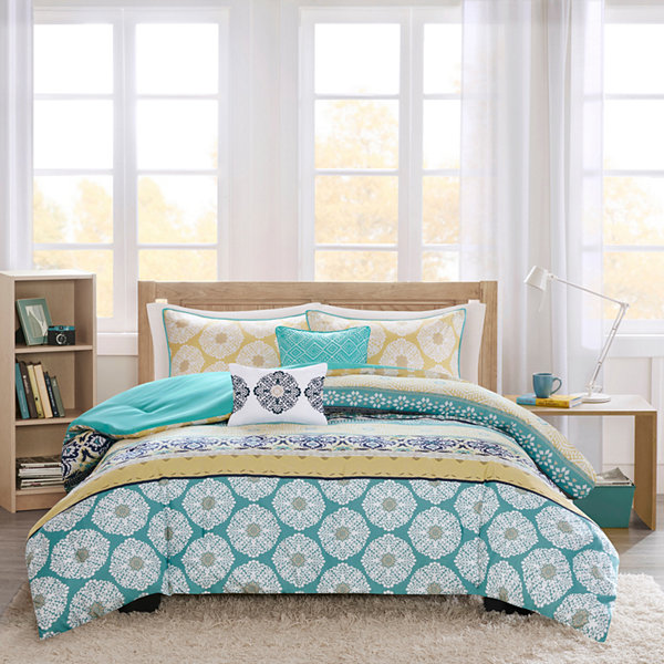 Intelligent Design Celeste Comforter Set