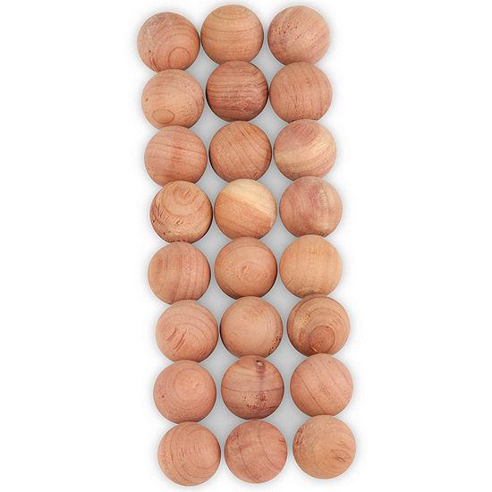 Honey-Can-Do® 120-pk. Cedar Balls