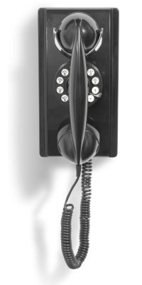 Crosley Wall Phone