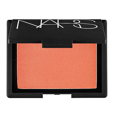What it is:A soft and sheer, pressed powder blush.What it does:NARS Blush offers a range of translucent, natural shades, each with a subtle pink for a natural-looking blush undertone to highlight the complexion. Designed to be worn alone or layered together for more depth, it provides a healthy glow that flatters any skintone.What else you need to know:Orgasm Blush gives cheeks a perfect pinky-peach flush and subtly highlights with accents of golden shimmer. The perennially pleasing, universally flattering shade is repeatedly a makeup artist and beauty editor favorite. Super Orgasm Blush amps things up with a shimmering peachy pink blush with an extra dose of golden sparkle that\\\'s perfect for complementing all skintones. The super sexy pink flush creates the effect of a radiant afterglow.Size:0.16 oz/ 4.8 g