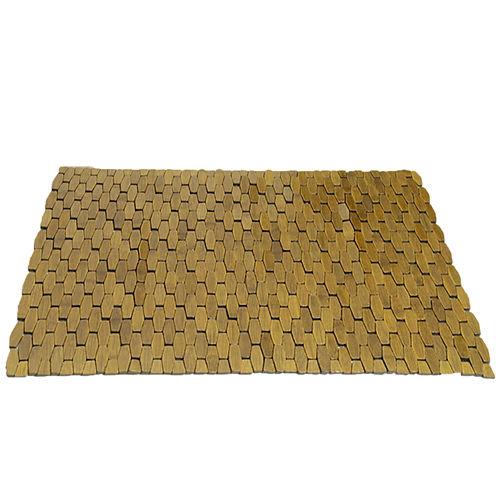 Fiji Wood Bath Mat