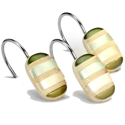 Contempo Shower Curtain Hooks