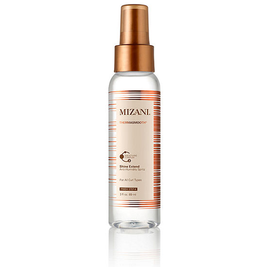 Mizani Thermasmooth Shine Extend Anti Humidity Spritz Styling Product 31 Oz
