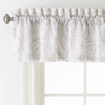 Home Expressions Gigi Tailored Valance