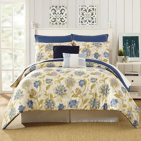 Presidio Square Monterey 7-pc. Comforter Set