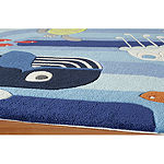 Momeni Lil Mo Ocean Life Hand Tufted Rectangular & Round Rugs