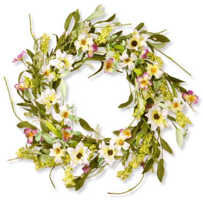 National Tree Co. Spring Wreath