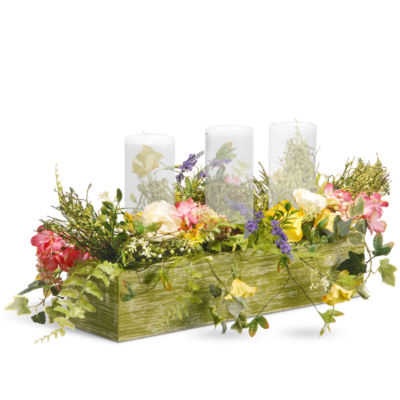 National Tree Co. Spring Candle Holder