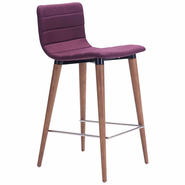 Jericho Counter Chairs 2-pc. Counter Height Bar Stool