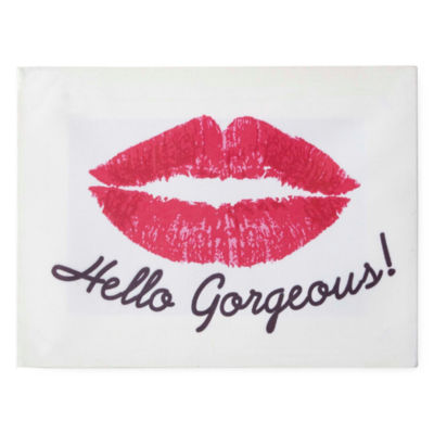 Home Expressions™ Hello Gorgeous Word Block On Canvas