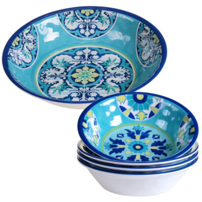 Certified International Granada Salad Bowl