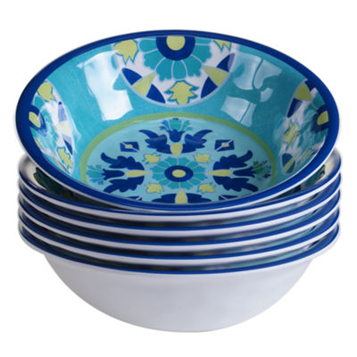 Certified International 6-pc. Cereal Bowl