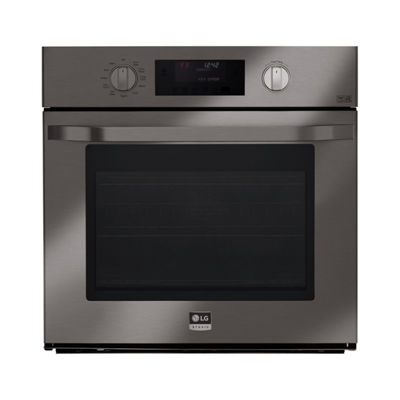 "LG STUDIO 4.7 cu.ft. Capacity 30"" Built-in Single Wall Oven with Convection"