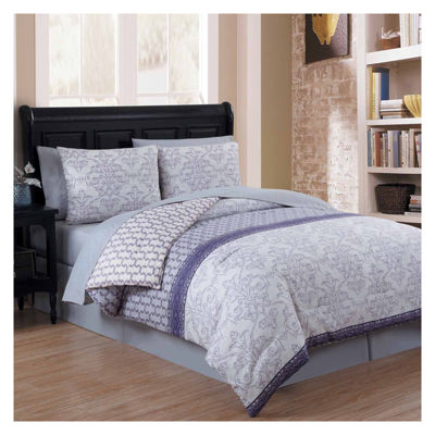 Avondale Manor Corsica 8Pc Comforter Set CompleteBedding Set With Sheets