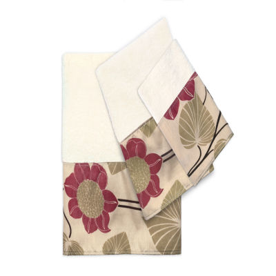 Popular Bath 3-pc. Solid Bath Towel Set