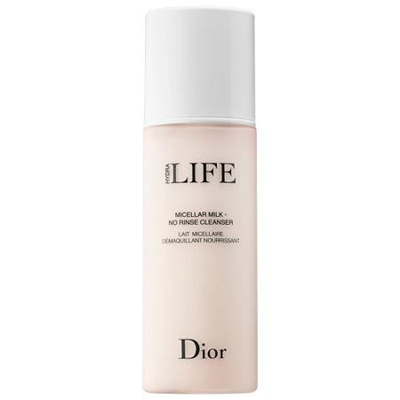 Dior Hydra Life Micellar Milk No Rinse Cleanser, One Size