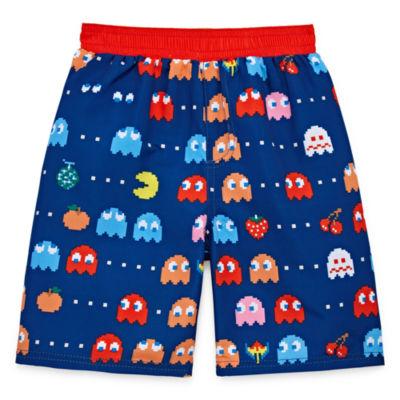 Boys Pacman Trunks-Toddler