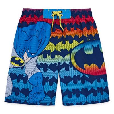 Boys Batman Trunks-Preschool