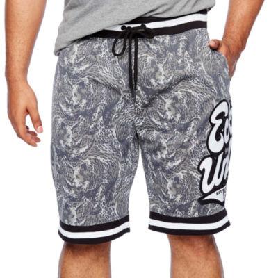 Ecko Unltd Pull-On Shorts-Big and Tall