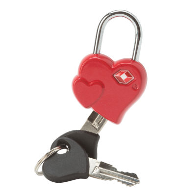 Kennedy International Travel Luggage Lock