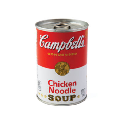 Big Mouth Campbell's Chicken Noodle Soup Can Safe