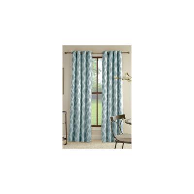 Miller Curtains Anaheim Grommet-Top Curtain Panel