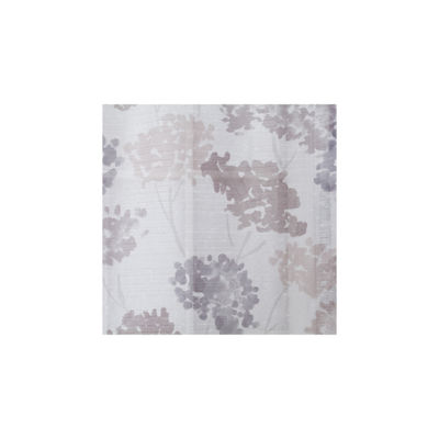Miller Curtains Audrey Semi-Sheer Rod-Pocket Curtain Panel