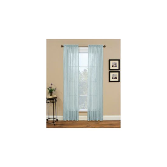 Miller Curtains Kemin Rod-Pocket Curtain Panel