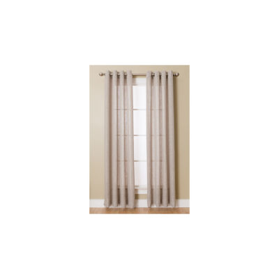 Miller Curtains Layton Grommet-Top Curtain Panel