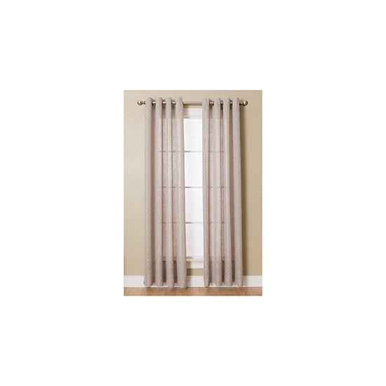 Miller Curtains Layton Grommet-Top Curtain Panel