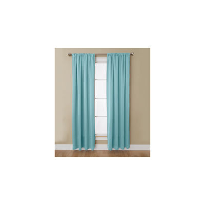Miller Curtains Nella Grommet-Top Curtain Panel