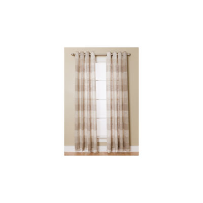 Miller Curtains Niles Grommet-Top Curtain Panel