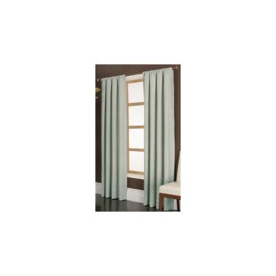 Miller Curtains Penwood Rod-Pocket Curtain Panel