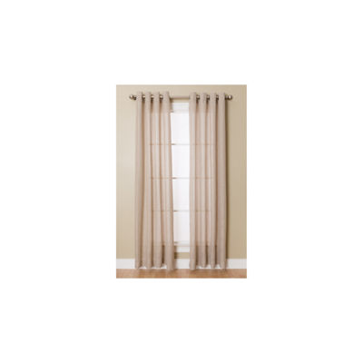 Miller Curtains Flynn Grommet-Top Curtain Panel