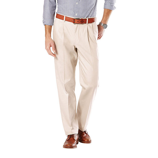 Dockers® Classic Fit Signature Khaki Pants - Pleated D3