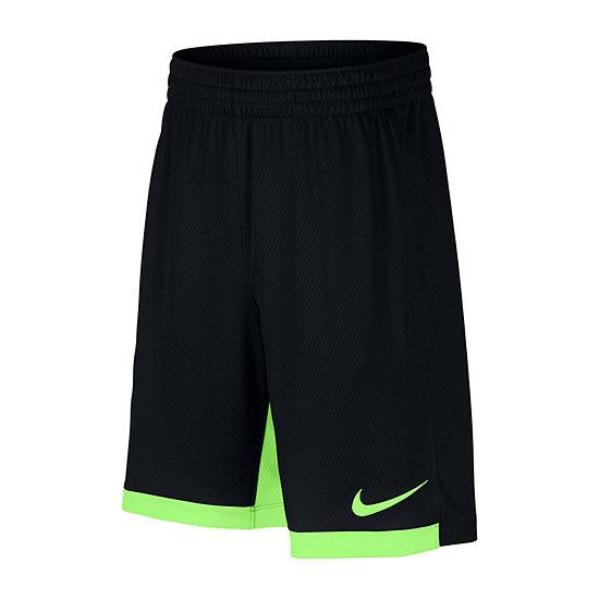 Nike Boys Drawstring Waist Basketball Short Big Kid