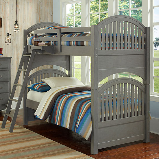 Lake House Adrian Twin Over Twin Bunk Bed