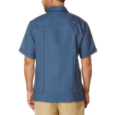 Cubavera Short Sleeve 4 Pocket Shirt