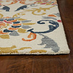 Lisbon Serafina Hand Tufted Rectangular Rugs