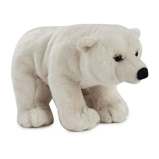 National Geographic Basic Plush: Polar Bear
