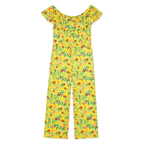 Arizona Girls Jumpsuit Preschool / Big Kid