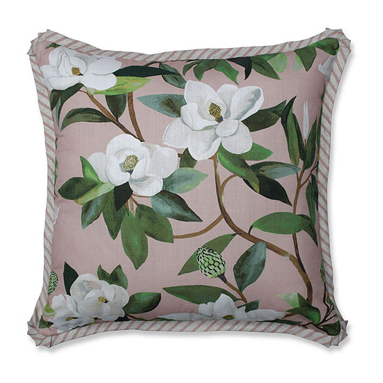 Pillow Perfect Shelby Square Throw Pillow