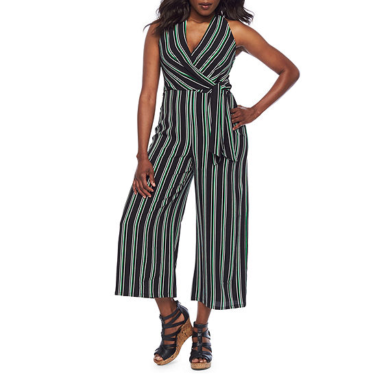 Premier Amour Sleeveless Jumpsuit