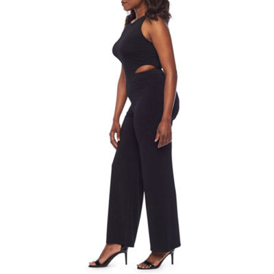 Bold Elements Sleeveless Jumpsuit