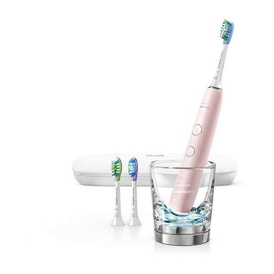 Philips Sonicare HX9903/21 DiamondClean Edition Rechargeable Electric Toothbrush