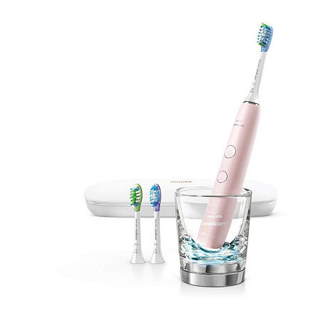 Philips Sonicare HX9903/21 DiamondClean Edition Rechargeable Electric Toothbrush, One Size , Pink