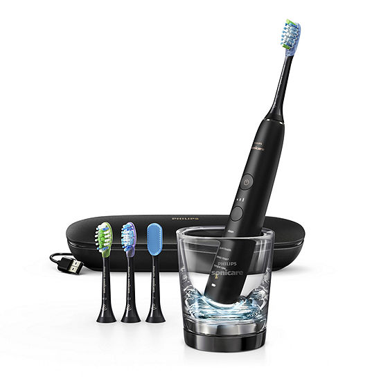 Philips Sonicare HX9924/11 DiamondClean Smart Sonic Electric Toothbrush with App