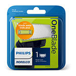 Philips Norelco QP210/80 OneBlade Replacement Blade, 1-Pack