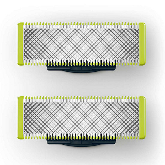 Philips Norelco QP220/80 OneBlade Replacement Blade, 2-Pack
