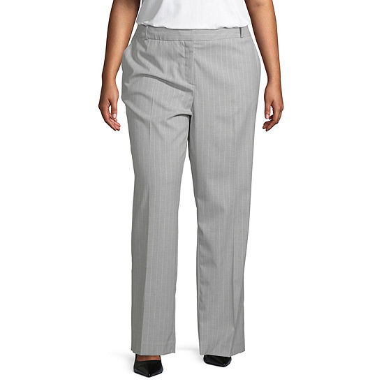 Liz Claiborne Sophie Suiting Pant - Plus